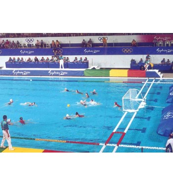 Antiwave Water Polo Field